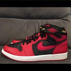 b6f48e228cf Men s Gold Jordans Shoes on Poshmark